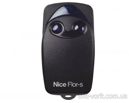 Пульт-брелок Nice FLO2R-S