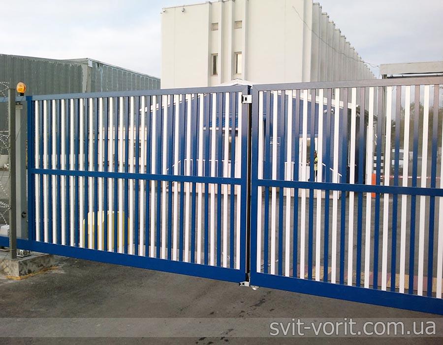 ворота алютех в белгороде