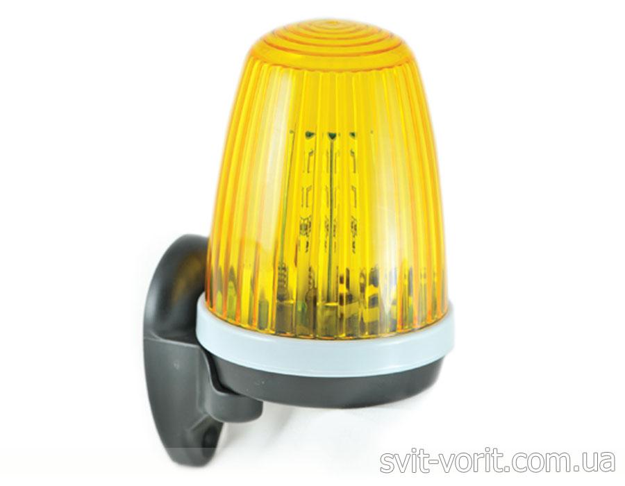 Сигнальная лампа для автоматических ворот своими руками