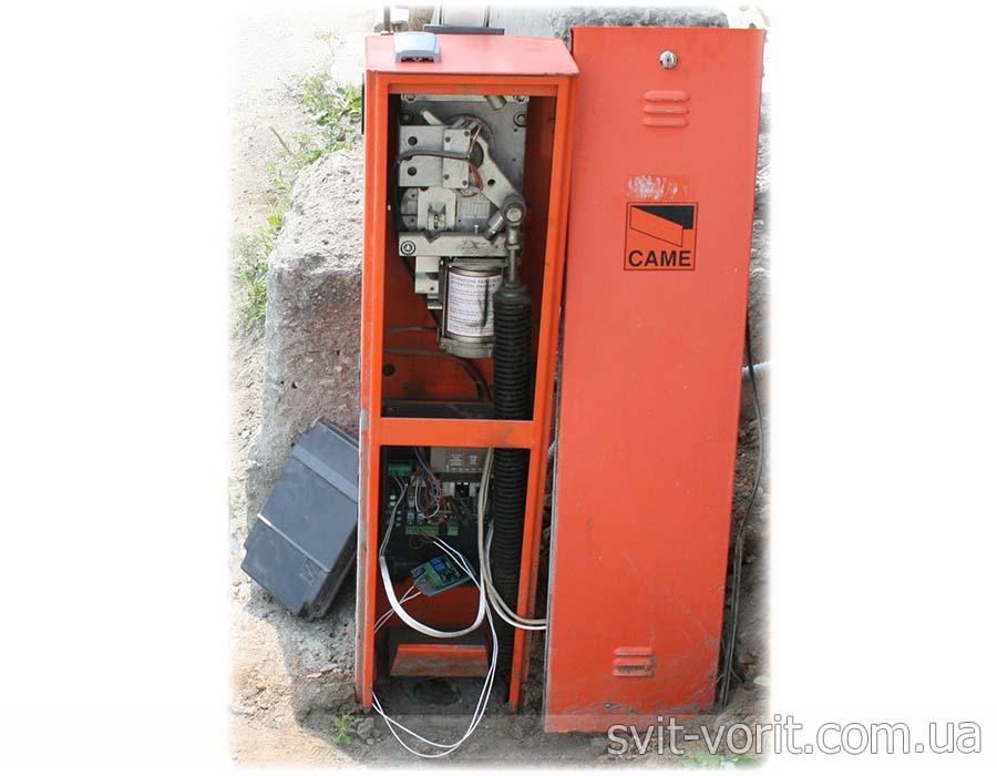 Автоматический шлагбаум ремонт своими руками 93